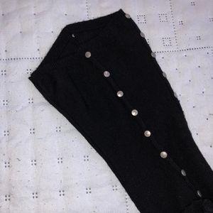 Wolford Metal Studded Leggings Size Medium NWOT